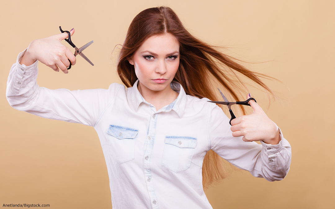 salons in Lawton training woman