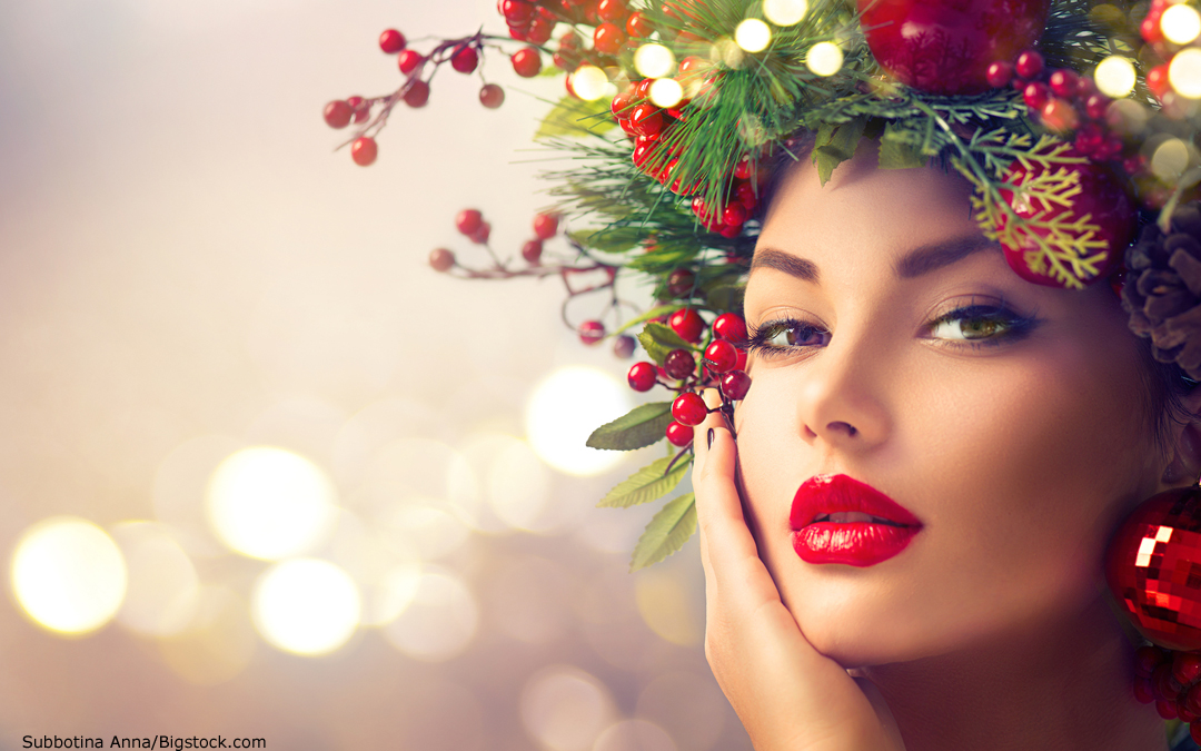 Lawton Salons Woman Holiday Tips